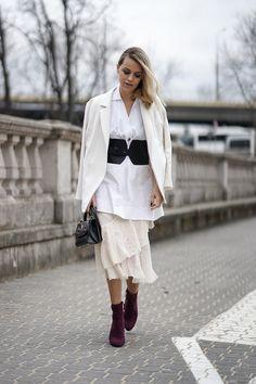 DECONSTRUCTED SKIRT – JD Fashionfreak