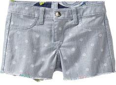 cc44d9bca Old Navy Girls Reversible Denim Cut-Offs on shopstyle.com. Womens Fashion  Designs