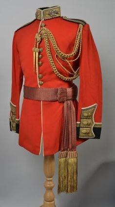 ADC Scots Guards Officers 1920