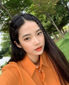 Korean Ulzzang, Ulzzang Girl, Makeup Looks, People, Hair, Pictures, Photography, Picture Ideas, Random