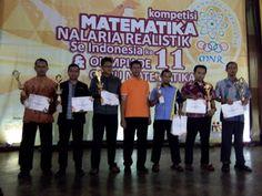 Perpustakaan Bunga Bangsa ƸӜƷ: Juara 2 Olimpiade Guru Matematika KMNR ke XI  Ting...