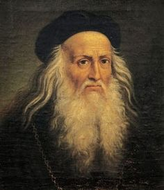 Leonardo da Vinci - Artist, Painter, Sculpter, Musician, Pioneering Scientist, Architect, Inventor, Mathematician, Geologist, Author & Human Physiologist