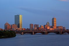 During the last major storm I was able to photograph Boston and was on location when the last light of the day was kissing the Boston skyline at sunset. The Boston picture is showing famous landmarks such as John Hancock building, Prudential Center and Longfellow Bridge.  Boston skyline photography images are available as museum quality photography prints, canvas prints, acrylic prints or metal prints.  www.RothGalleries.com