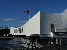 USS Arizona & Pearl Harbor-took the kids here on a family vacation