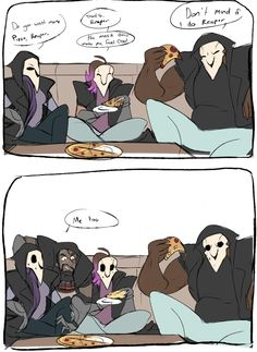 look, even widow knows what theyre doing is gonna get them in trouble Overwatch Fan Comics, Overwatch Funny Comic, Overwatch Hanzo, Overwatch Memes, Overwatch Fan Art, Video Game Quotes, Video Games Funny, Funny Games, Anime One
