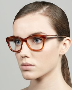 23a5602519 oliver peoples michaela glasses in spotted tortoise Gucci Glasses Frames