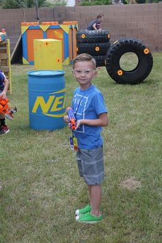 nerf war party cildrens party boy party