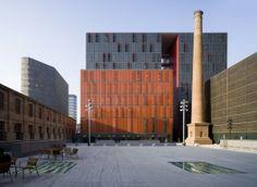 Campus de la Comunicació Poblenou / RQP Arquitectura (Barcelona, Spain) #architecture