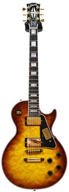 Gibson Custom 1956 Les Paul Gold Top VOS Antique Gold (LPR64VOAGNH1)