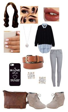 """Spencer Hastings inspired"" by palmtree2539 on Polyvore"