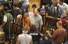 White House  officials are seeking a way to use executive authority to close the so-called gun show loophole that allows thousands of people to buy guns each year without a background check, but complicated legal issues have slowed the process.