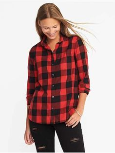 8383fdb1e99 Bring Out Your Best Style Statement by Wearing the Awesome Flannel Shirts  womens flannel shirts classic flannel shirt for women ncixtnr