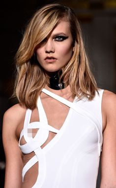 Oops! Karlie Kloss Suffers a Serious Nip Slip While Working ...