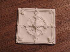 Faux plasterwork tutorial