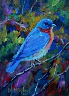 Elizabeth Blaylock painting