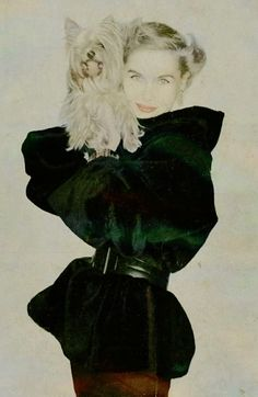 Bonnie Cashin outfit, Vogue December 1952.