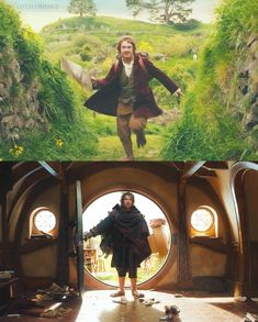 There and Back Again. . What's your favourite Hobbit movie and character? . . . . . . . . . . #lordoftherings #lotr #tolkien #jrrtolkien…