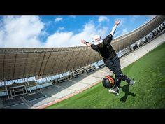 awesome Freestyle Football Tricks w/ Séan Garnier