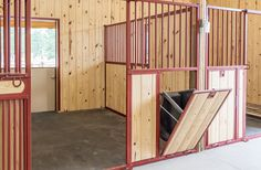 Metal Building Stable You Will Fall In Love With! (9 Pictures & Plans) | Metal Building Homes