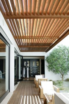 Pergola Ideas For Patio House Exterior, Outdoor Decor, Patio Design, New Homes, House, Pergola Plans, Diy Patio