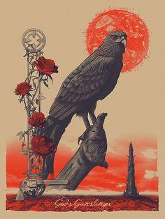 Stephen King Art Exhibition - Design - ShortList Magazine - Thanks to @tammyselvam for the find!