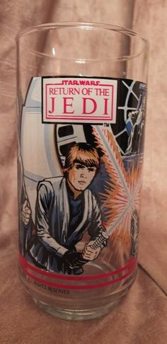 1983 Return Of The Jedi Darth Vader Burger by MoonbearConnections