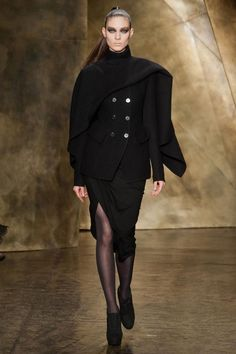Dona Karan Fall 2013 Collection