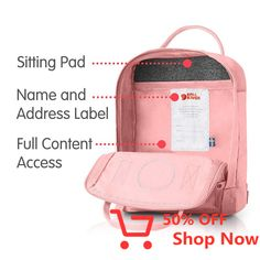 Outer Polypropylene Backpack Model:Kids Gender:Kids Concept:Outdoor cm cm cm Weight g L Non Textile Parts of Animal Origin:No Activity:Everyday Outdoor Laptop pocket:No Mini Backpack, Pranayama, Projects To Try, Boards, Baby Shower, Karma, Backpacks, Inspiration, Classic