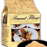 Let Me Be Healthy | Peanut Flour into Peanut Butter