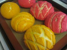 This web site has a step by step guide for making pan dulce. I am thinking about trying it!