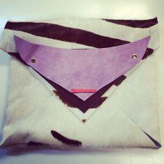 Handmade leather bag #fabydesigns