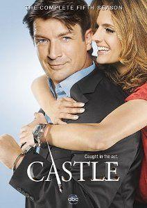 Amazon.com: Castle: The Complete Fifth Season: Nathan Fillion, Stana Katic, Jon Huertas, Seamus Dever, Tamala Jones, Molly C. Quinn, Susan Sullivan, Penny Johnson: Movies & TV