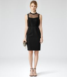 reiss-black-casablanca-lace-high-neck-dress-product-1-17209580-3-596349504-normal.jpeg 1,673×1,918 pixels