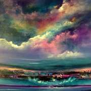 """Outstanding """"abstract art paintings tutorial"""" information is offered on our internet site. Check it out and you wont be sorry you did. Abstract Canvas, Canvas Art, Irish Art, Ink Art, Beautiful Paintings, Abstract Landscape, Amazing Art, Watercolor Art, Illustrations"""