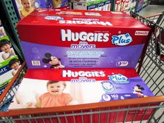 Huggies Little Mover