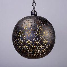 Orientalna lampa wisząca DUŻA