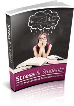 Stress Management Techniques At School Only $2.00 with MRR Included! http://www.seymourproducts.com/ebooks-resell/view_item.php?ItemID=3958