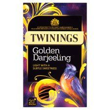 Twinings Darjeeling 20 Tea Bags 40g