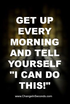 I can do this! #Quotes