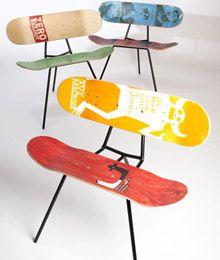 Bruthaus DoS 2 Skate Snowboard recycle-line