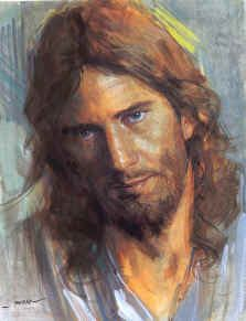 Pictures Of Jesus Christ, Jesus Christ Images, Jesus Christ Painting, Jesus Drawings, Spiritual Paintings, Christian Artwork, Jesus Face, Biblical Art, In Christ Alone