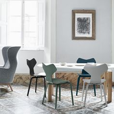 Table ANALOG L 185 - design Jaime Hayon/ FRITZ HANSEN
