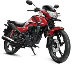 The new Honda motorcycle is available in 4 colors namely: Striking Green, Imperial Red, Metallic Pearl, Siren Blue,Matte Axis & Grey Metallic Motorcycles In India, Honda Motorcycles, 125 Motorcycle, Tubeless Tyre, Top Luxury Cars, Bike News, Best Build, New Honda, Commuter Bike
