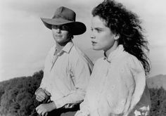 Still of Tom Burlinson and Sigrid Thornton in The Man from Snowy River II. One of my grandmas favorite movies; Brings back great memories. Old Movies, Great Movies, Movies Showing, Movies And Tv Shows, Man From Snowy River, Classic Movies, Classic Hollywood, Picture Photo, The Man