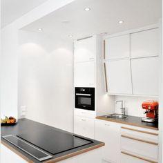 50-luvun keittiö 02 Kitchen Cabinets, Home Decor, Decoration Home, Room Decor, Kitchen Base Cabinets, Dressers, Kitchen Cupboards, Interior Decorating