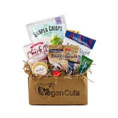 Vegan Cuts Snack Box Review + Gift Ideas!