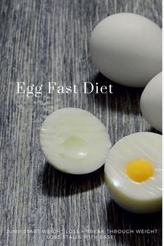 Jump Start Weight Loss Keto Diet Egg Fast - Break through that stubborn plateau and take off those last few lbs or put your weightloss into overdrive! Healthy Diet Recipes, Ketogenic Recipes, Ketogenic Diet, Keto Recipes, Healthy Food, Keto Foods, Paleo Diet, Healthy Tips, Healthy Eating