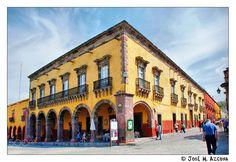 (0166) Portal de Guadalupe. by josemazcona
