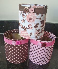 ideas diy recycled art projects tin cans Aluminum Can Crafts, Tin Can Crafts, Aluminum Cans, Diy Crafts To Sell, Recycle Cans, Diy Cans, Diy Recycle, Recycled Art Projects, Recycled Crafts