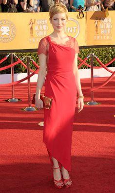 Michelle Williams in Valentino SAG Awards 2012